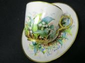 SOLD  Minton style cup & saucer